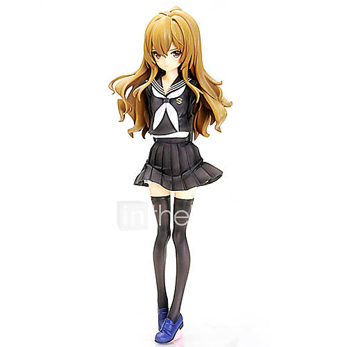 Tiger X Dragon Aisaka Taiga Anime Action Figure 25CM Model Toy Doll Toy