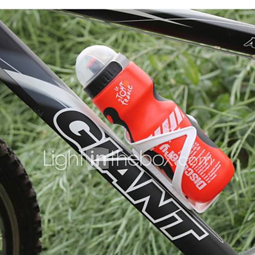 Essential 750ML Portable Outdoor Bike Bicycle Cycling Sports Drink Jug Water Bottle Cup(Ramdon Color)