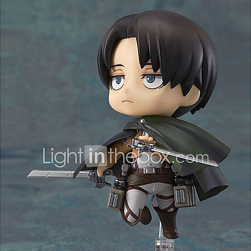 Attack on Titan Anime Action Figure 10cm Model Toys Doll Toy