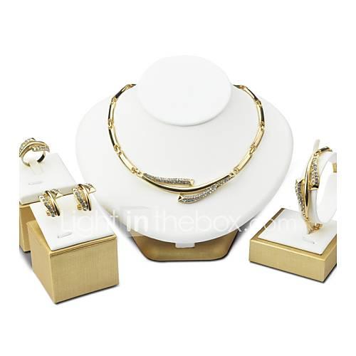 Collar / Pendiente / Brazalete / Anillo(Aleación)-FiestaparaMujer Miniinthebox por 6.85€