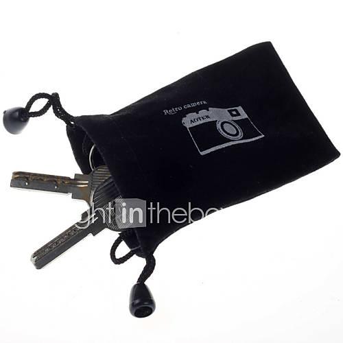 Car Key Portable Bag Dust And Anti Los Camera Portable Bag Retro Mini Camera Package Dustproof Waterproof