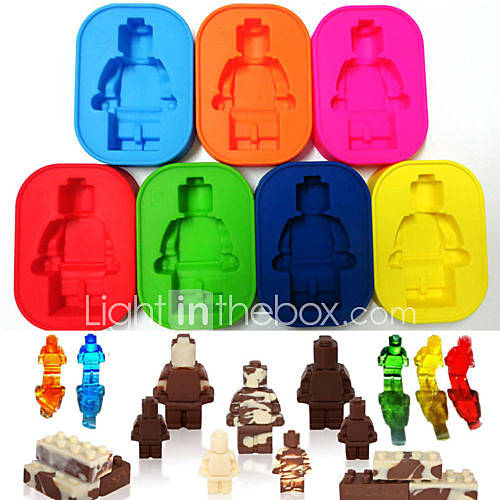 Silicone Robot People Figure Robot ...