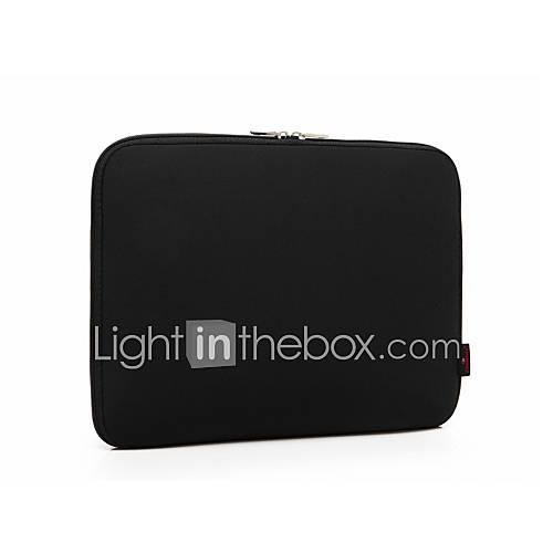 10.6 13.3 14.1 15.6 pulgadas neopreno ambiental choque cremallera de la manga de aire de MacBook / Pro retina 13.3 / 15.4 / hp / dell / Descuento en Miniinthebox
