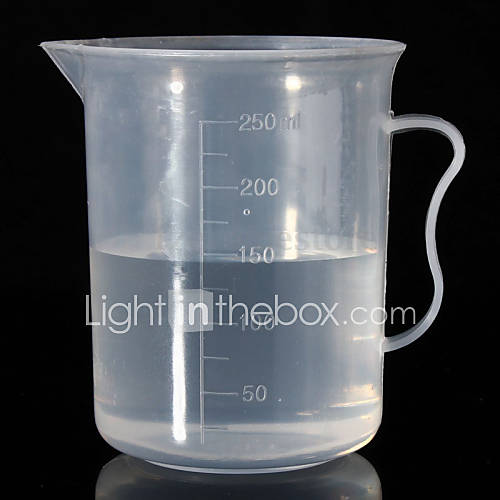 250ML Measuring Cup Jug Graduated Surface Cooking Bakery Kitchen