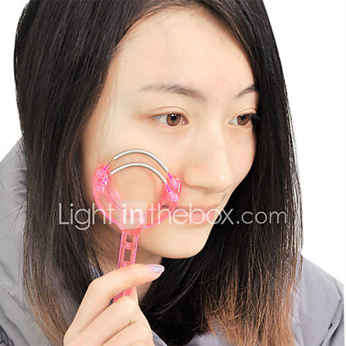 Face Facial Hair Remover Spring Threader Removal Epilator Stick Beauty Tool