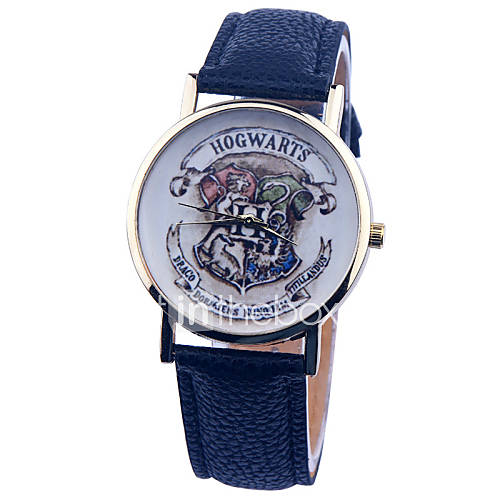 Vintage Watch Leather Watch Womens ...