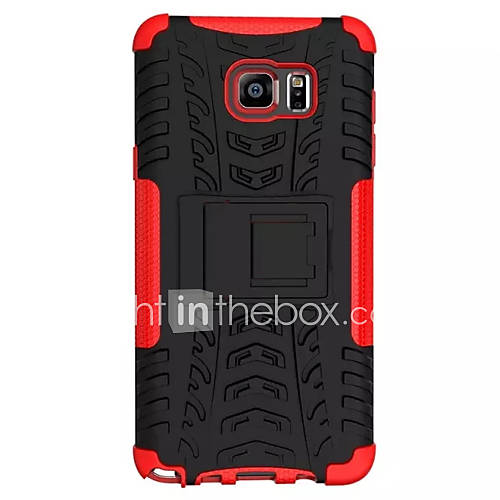 Case For Samsung Galaxy Samsung Galaxy Note Shockproof with Stand Back Cover Armor PC for Note 5 Edge Note 5 Note 4 Note 3