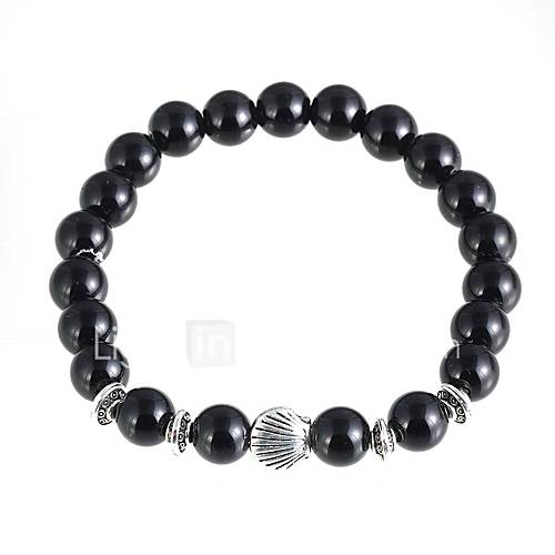 New Arrival Nature Stone Shell Strand Bracelets Daily / Casual 1pc Hot Sale