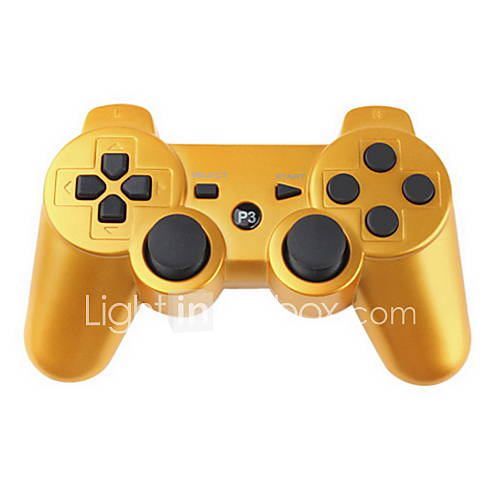 Mando DualShock 3 para Sony PlayStation 3 (Dorado) Descuento en Miniinthebox