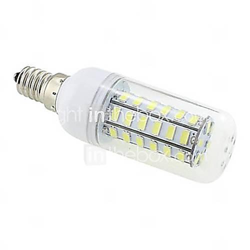 10W E14 / G9 / B22 / E26/E27 LED Corn Lights T 48 SMD 5730 1000 lm Warm White / Cool White AC 220-240 V