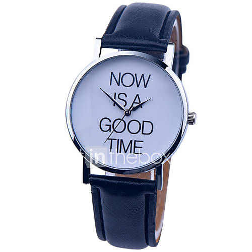 Vintage Watch NOW IS A ...