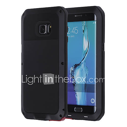 Case For Samsung Galaxy Samsung Galaxy Case Shockproof Waterproof Full Body Cases Armor Metal for S6 edge plus S6 edge