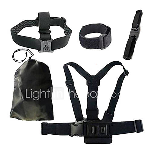 Accessories For GoProChest Harness Front Mounting Case/Bags Straps Wrist Strap Mount/HolderFor-Action CameraXiaomi Camera Gopro Hero 5