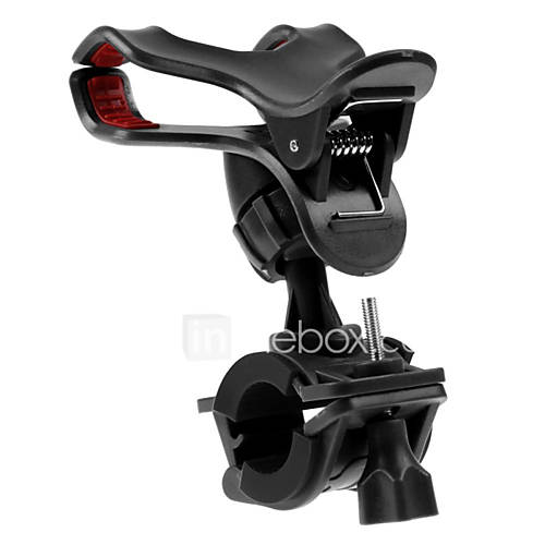 Universal Motorcycle MTB Bike Bicycle Handlebar Mount Holder for Ipad Cell Phone GPS Holder