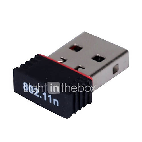 Mini USB Wifi Receiver Wireless ...