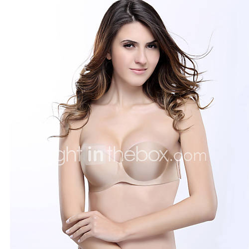 Newest Cup A/B/C Invisible Breathable Thicken Push Up Nylon Bra Adhesive Breast Petals