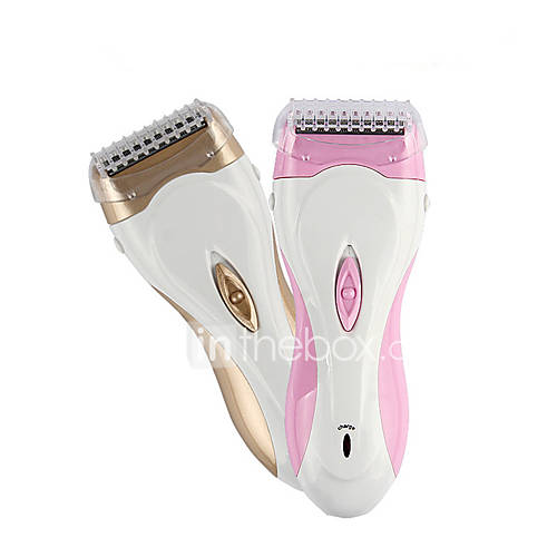 Epilator Women Electric Rechargeable Hair Removal