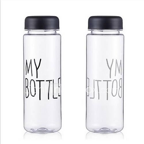 My Bottle Plastic Cup