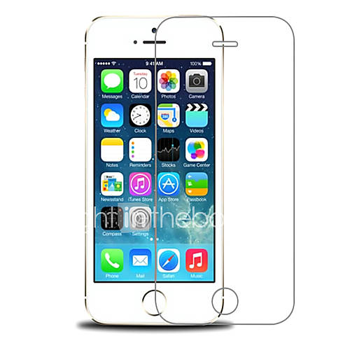 Front Toughened Glass Screen Protector for iPhone 5/5S iPhone SE/5s/5c/5 Screen Protectors