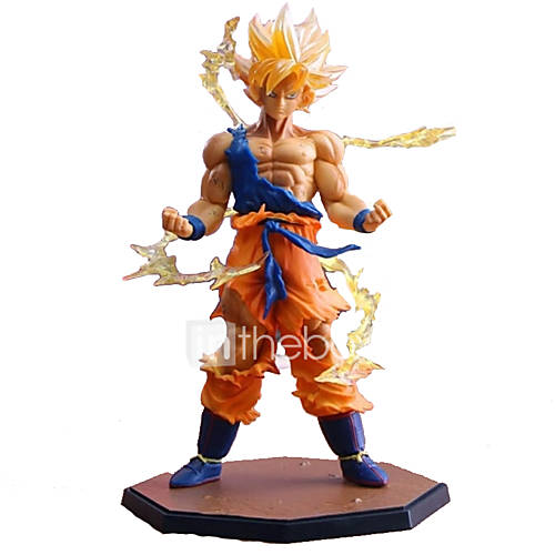 Anime Action Figures Inspired by Dragon Ball Cosplay PVC 17 CM Model Toys Doll Toy