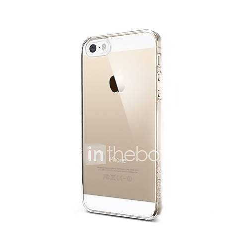iPhone 5/iPhone 5S compatible Transparent ...