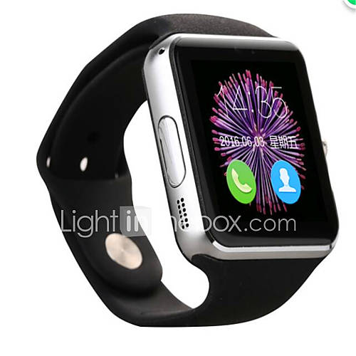 Q7se smartwatch / anti-perdido / manos libres llamadas / pedómetros / cámara / sleep tracker / recordatorio sedentario para ios android