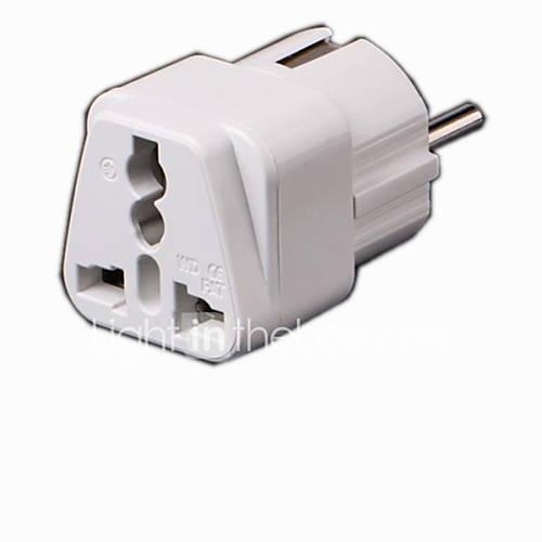 High Quality Universal EU Plug Adaptor