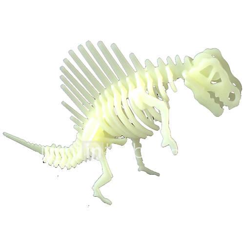 3D Dinosaur Model Night-luminous Toys Games  Puzzles