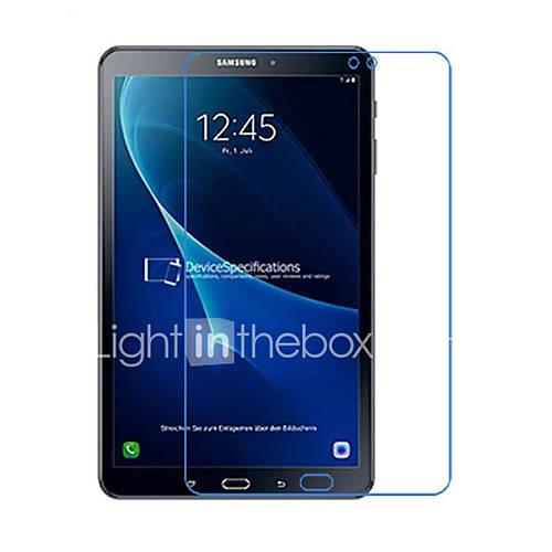 protector de la pantalla de vidrio templado para Samsung galaxy tab una película protectora de la tableta 10.1 T580 T585