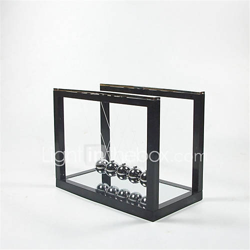 Newton Cradle Balance Balls Science  Discovery Toys Stress Relievers Educational Toy Toys Square Famous buildings Novelty Classic