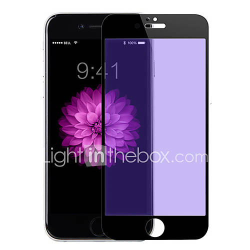 ESR iPhone 6S/6 Edge to Edge High Definition Ultra Slim Shatterproof 100% Coverage Tempered Glass Screen Protector