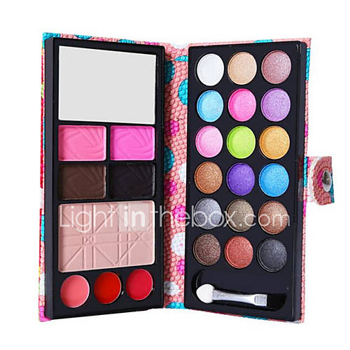 26 Colors EyeShadow Nude Comestic Long Lasting Beauty Makeup