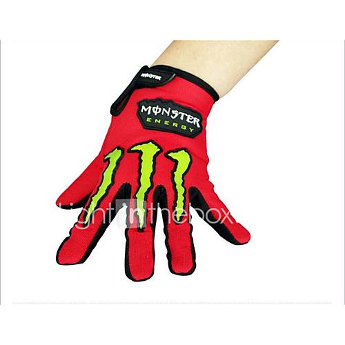 Full Finger Gloves for Bicycle Mountain Bike Riding and Motorcycle Protection
