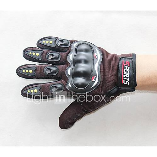 Protective Shell Protective Joint Gloves Outdoor Sports Riding Motorcycle Full Finger Gloves