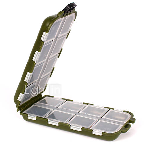 Anmuka Fishing Tackle Boxes Fishing Accessories Case Fish Lure Bait Hooks Tackle Tool for Storing Swivels Hooks Lures
