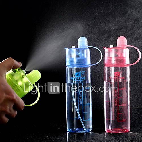 Sports Bottle Spray Water Bottle