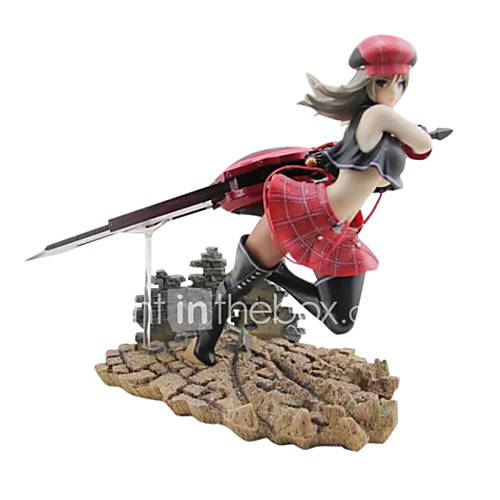 God Eater Cosplay PVC 21CM Anime Action Figures Model Toys Doll Toy