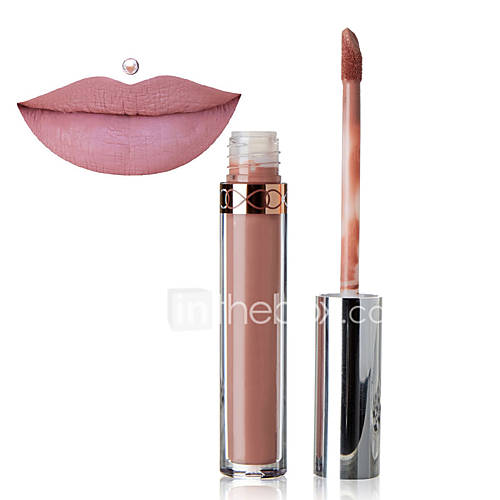 12 Color New Makeup Woman Matte Lipstick Waterproof Velvet Liquid Lip Stick Nude Cashmere Lipgloss Cosmetics