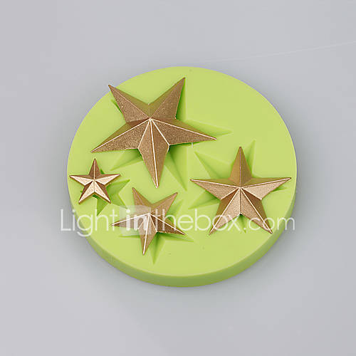 Cake Molds For Ice For Chocolate For Cupcake For Cookie For Cake Silicone Eco-friendly DIY High Quality Fashion Baking Tool Cake