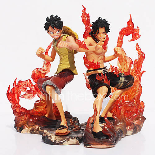 Anime Action Figures Inspired by One Piece Cosplay PVC 11 CM Model Toys Doll Toy