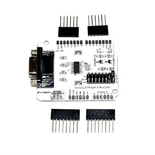 RS232 Shield V2 for Arduino