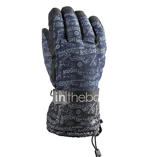 Winter Ski Gloves Wind Proof Outdoor Riding Mountaineering Motorcycle Gloves
