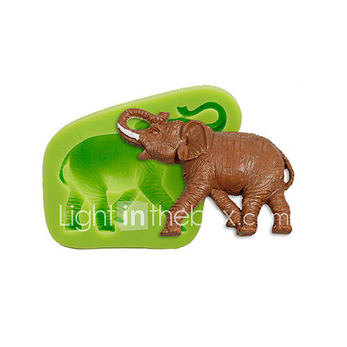 Mold Animal For Chocolate For Pie For Cupcake For Cake Silicone Eco-friendly Christmas High Quality