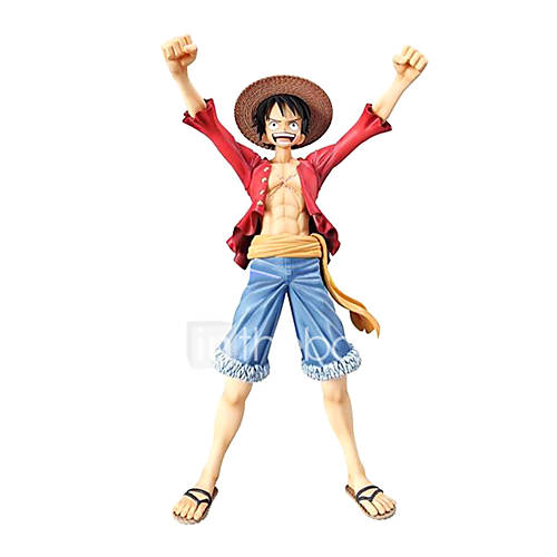 Anime Action Figures Inspired by One Piece Monkey D. Luffy CM Model Toys Doll Toy Men's Children's Classic Fun