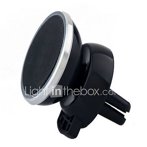 Air Outlet Mobile Phone Support Magnetic Vehicle Mobile Phone Support Vehicle Multi Function Air Outlet Free