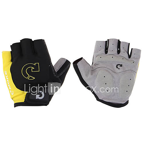 Professional Sports Gloves Outdoor Cycling Bicycle Motorcycle Sport Gel Half Finger Gloves Cycling Gloves Bike Gloves Size M- XL 3 Colors H1E1