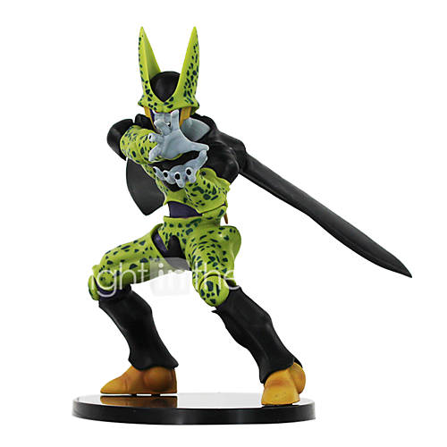 Anime Action Figures Inspired by Dragon Ball Cell PVC 17 CM Model Toys Doll Toy