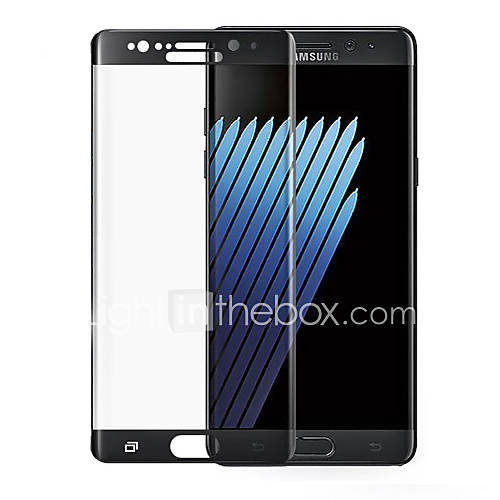 Tempered Glass 9H 3D Curved Surface Full Body Screen Protector Film For Samsung Galaxy NOTE 7