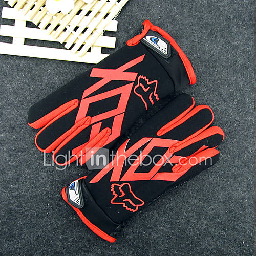 Thick Warm Winter Cycling Plus Cold Winter Ski Cashmere Motorcycle Gloves