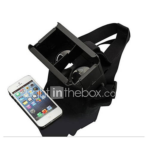 Mobile Phone 3D Glasses Virtual Reality Helmet Glasses VR Helmet Mobile Phone 3D Storm Magic Mirror